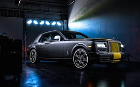 Antonio Brown Riding Up To Camp In A Custom Rolls Royce