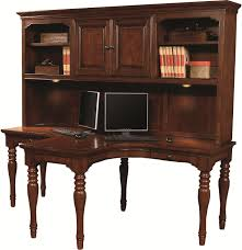 home office desk hutch. Aspenhome Villager Desk And Hutch - Item Number: I20-380-CHY+380H Home Office L