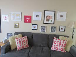 Wall Collage Living Room Frame Wall La Vie De Brie