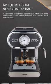 ĐÁNH GIÁ] Máy pha cà phê áp lực 15 bar Tiross TS6211, Giá rẻ 2,190,000đ!  Xem đánh giá! - Cửa Hàng Giá Rẻ