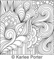 59 best Quilting with Karlee Porter images on Pinterest | Free ... & This digitized quilt pattern, Bliss Block was designed by Karlee Porter for  use on all brands of computerized quilting systems. Adamdwight.com