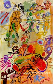 top best merello contemporary art paintings top best