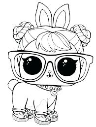 Pets Coloring Pages Pets Coloring Pages Pet Surprise Hop Littlest