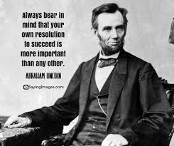 Abe Lincoln Quotes Extraordinary 48 Famous Abraham Lincoln Quotes Facts SayingImages