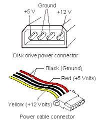 8570 Flat Wiring Diagram at Hard Drive Power Wiring Diagram Ide