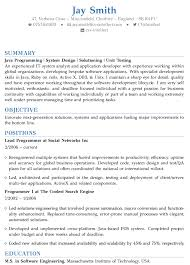 Free Online Resume Making Resumes Free Online Resume Cv Examples Template Maker Templates 15