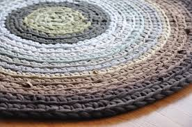 images of round area rugs