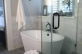 small freestanding bathtubs aspiration tub in bathroom bathtub along intended for ideas 19