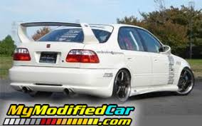honda civic 2000 modified. honda civic 2000 rear side modified c