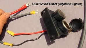 cheap rv living com installing a 12 volt fuse block How Many Amps Does An Automotive Fuse Box Generate step 4 now you need to put your shiny new fuse block to work we needed more cigarette lighter outlets so the first thing i did was add one i had on hand how many amps does a car fuse box generate