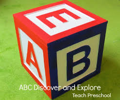 ABC Discover and Explore by Teach Preschool