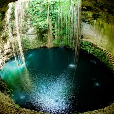 What Is The Natural Swimming Pool Driven By A Spring Called