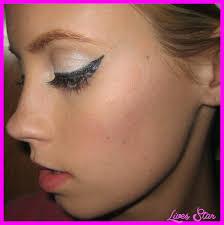 eye makeup for white dress 22 jpg