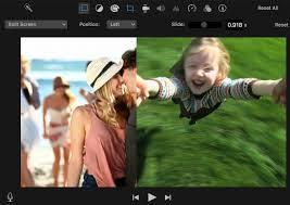 i split screen how to create