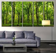 green forest and trees large wall art print forest canvas print forest and spring on wall art trees large with green forest and trees large wall art print forest canvas print