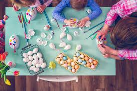 Frühlingsbasteln Bastelideen Für Die Ganze Familie Familiede