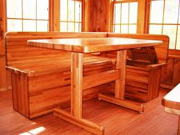 Kitchen Nook Furniture How To Make A Breakfast Nook Bench New Furniture The