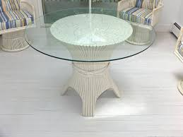 mcguire furniture company. McGuire Bamboo Sheaf Dining Table And Five Swivel Chairs For Sale At 1stdibs Mcguire Furniture Company U
