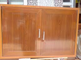 Vinyl Kitchen Cabinet Doors Pvc Kitchen Cabinet Doors Monsterlune