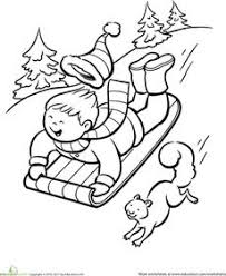 Small Picture Alpine Skiing Colouring Page Winter Olympic coloring pages and
