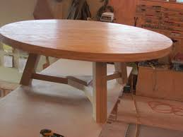 Buy A Custom 80 White Oak Round Dining Table Made To Order From