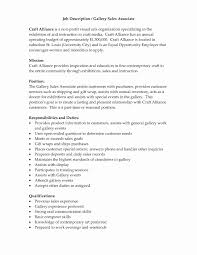 Sales Associate Duties Resume Awesome Sample Resume For Jewelry
