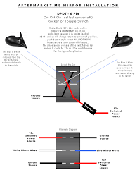 m5 mirrors installed pics bimmerfest bmw forums here is the definitive wiring diagram for the switch