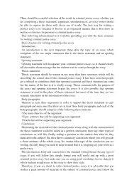 criminal justice essay template criminal justice essay