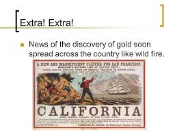 The California Gold Rush of ppt video online download