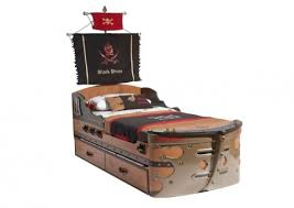 <b>Кровать Корабль</b> Black Pirate <b>Cilek</b> 20.13.1308.00 — купить со ...