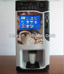 Commercial Vending Machines Custom 48 Commercial Coffee Vending Machine With Screen Buy Coffee