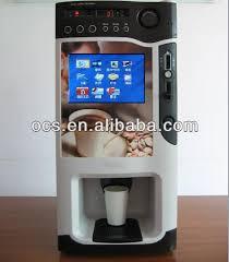 Commercial Coffee Vending Machines Beauteous 48 Commercial Coffee Vending Machine With Screen Buy Coffee