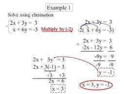 solving systems linear equations elimination s enchanting addition method worksheet