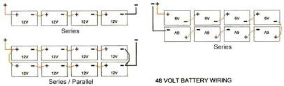 94 battery wiring diagrams battery wiring diagrams 24 volts 48 volt battery bank wiring diagram