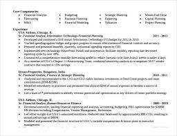Credit Analyst Resume Adorable Resume For Financial Analyst Wwwbuzznowtk