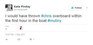 mutiny viewers in revolt over liverpudlian chris daily mail online 12