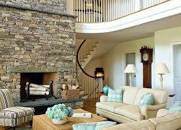 interior design ideas living room fireplace. Decoration: Fantastic Living Room Interior Design Ideas Stone Fireplace With