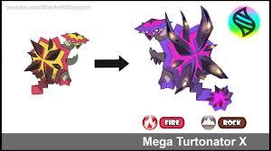 Turtonator Evolution Related Keywords Suggestions