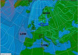 Weather Turning Colder Next Week