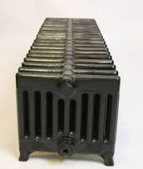 9 Column Cast Iron Radiator 20 Sections Traditional Radiators, Column  Radiators, Cast Iron Radiators