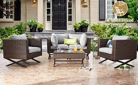 patiofestival outdoor bistro sets x leg