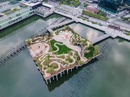 By michael kimmelman little island, developed by barry diller, with an amphitheater and dramatic views, opens on. Qezbyhizflt9bm