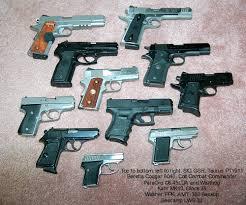 Gun Size Comparison Chart 60 Expository Gun Size Comparison