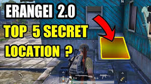 Well, it is just an event where along with playing your regular game at erangel and miramar, you are going to find floating temples at a few places on. Top Secret Basement Locations On Erangel 2 0 In Pubg Mobile