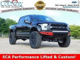 ford trucks raptor lifted. Perfect Trucks 2018 Ford F150 Raptor SCA Performance Lifted In Midwest IL  Kunes Country For Trucks
