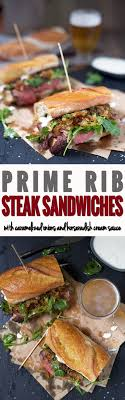 How to make a leftover prime rib sandwich: 22 Best Prime Rib Ideas Prime Rib Leftover Prime Rib Recipes