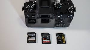 A9 Card Sony A9 Sd Card Speed Test Raw Raw Raw Jpeg More How Fast Is
