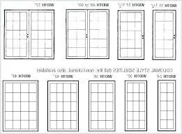standard interior door sizes rayhaywood com
