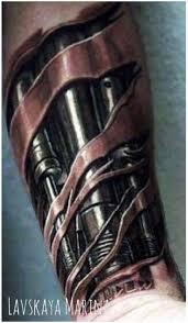 Tetování Různých Stylů Historie Tetování