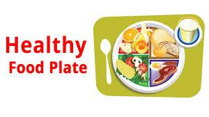 healthy food plate for kids. Wonderful Kids In Healthy Food Plate For Kids C